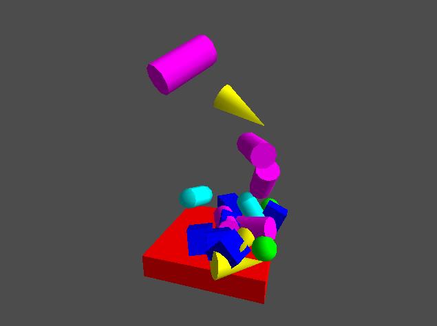 Bullet Physics Tutorial